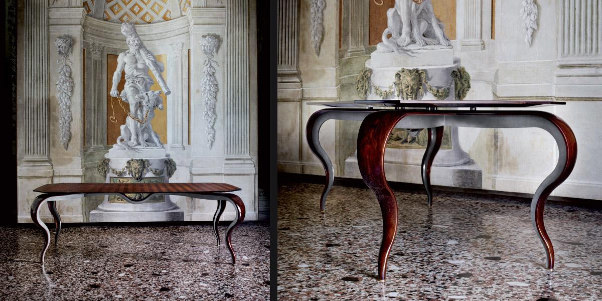 Lira Project | Tavolo L-001